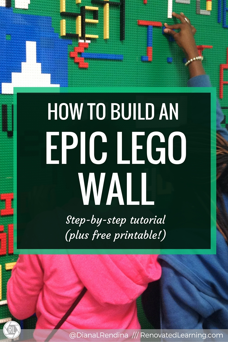 How To Build An Epic Lego Wall Renovated Learning