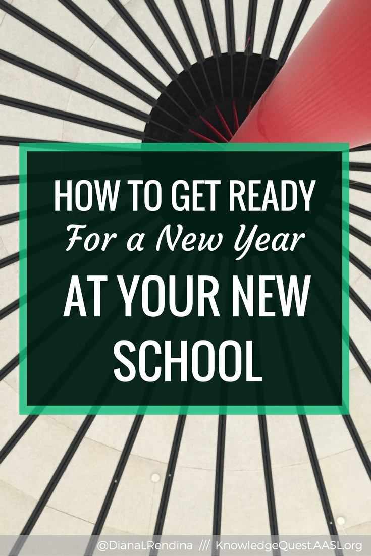 How to Get Ready for a New Year at Your New School   Starting off a new year at a new-to-you school can be daunting, but it's also an exciting opportunity. Here's five tips to help you prepare.